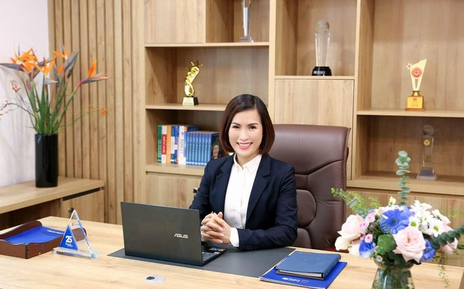 Bà Bùi Thị Thanh Hương làm Chủ tịch HĐQT Ngân hàng TMCP Quốc dân
