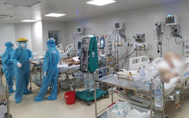 Bộ Y tế công bố 233 ca tử vong do COVID-19 từ ngày 19/7- 26/7