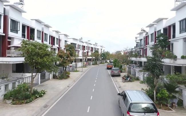 Biệt thự, nhà liền kề Hà Nội tiếp tục tăng giá bất chấp dịch bệnh