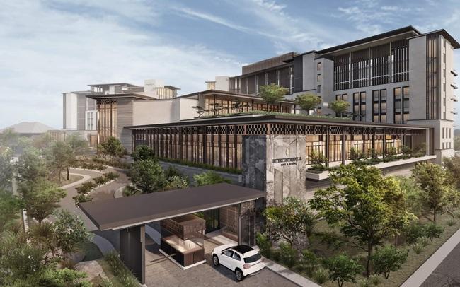 Xuất hiện dự án tại Quảng Ninh có giá lên tới 180 triệu đồng/m2