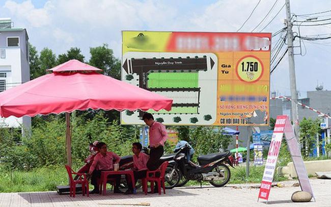 Đất nền Sài Gòn lặng sóng vì Covid-19