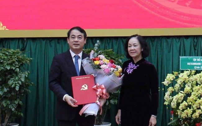 Ông Nghiêm Xuân Thành thôi làm chủ tịch Vietcombank, về làm Bí thư Tỉnh ủy Hậu Giang