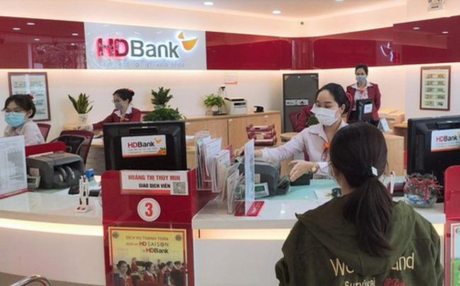 Lợi nhuận từ dịch vụ của HDBank quý 2 cao gấp 3,8 lần cùng kỳ, tỷ lệ nợ xấu chỉ 0,8%