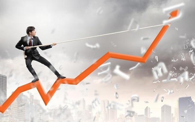 Dòng tiền quay trở lại, VnIndex bứt phá tăng 16 điểm