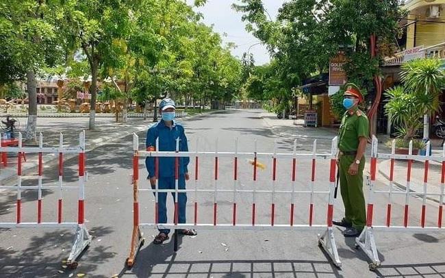 Từ 6h ngày mai 31/7, thành phố Hội An thực hiện giãn cách xã hội theo Chỉ thị 16