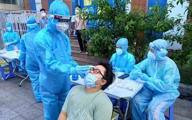 Trưa 30/7 Hà Nội thêm 61 trường hợp với SARS-CoV2, có 36 ca trong cộng đồng