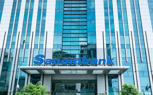 Sacombank báo lãi trước thuế 6 tháng đầu năm hơn 2.400 tỷ đồng
