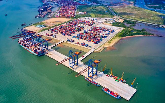 Gemadept (GMD): Sản lượng 6 tháng đầu năm tăng mạnh 30%, Gemalink đã khai thác 2 tàu tải trọng 200.000DWT