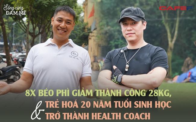 """8X béo phì giảm 28kg, trẻ hoá 20 năm tuổi sinh học rồi trở thành Health Coach: """"Khi có sức khỏe, ta ước ngàn giấc mơ; khi không có nữa, ước mơ duy nhất là sức khỏe"""""""