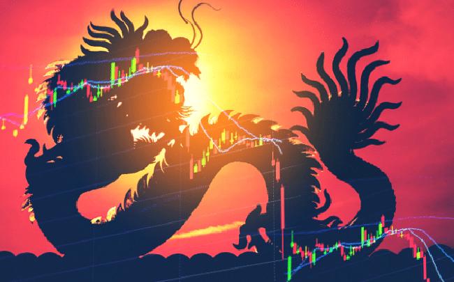 """Một tuần """"tắm máu"""" của chứng khoán Trung Quốc hé lộ rủi ro với các quỹ đầu tư toàn cầu"""