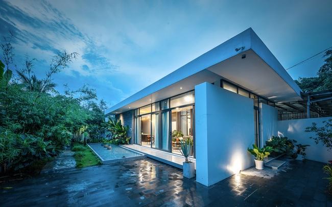 Ngôi nhà cấp 4 đẹp, được thiết kế như bungalow trong resort: Gia chủ tận hưởng không gian xanh, thư giãn ngay tại nhà mà như đi du lịch