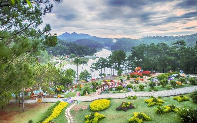 Sở KHĐT Lâm Đồng nói gì về đề xuất sáp nhập 3 dự án tại Đà Lạt thành quần thể du lịch 220ha?