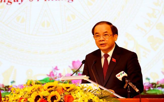 Ông Tạ Văn Long được bầu làm Chủ tịch HĐND tỉnh Yên Bái