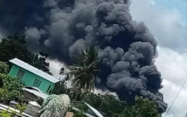 [NÓNG] Rơi máy bay quân sự chở ít nhất 85 người của Philippines