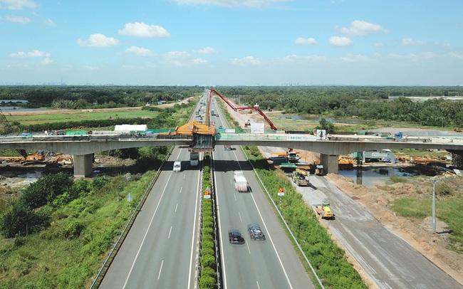 Tuyến đường gần 1.000 tỷ đồng nối cao tốc Tp.HCM - Long Thành chờ ngày thông xe