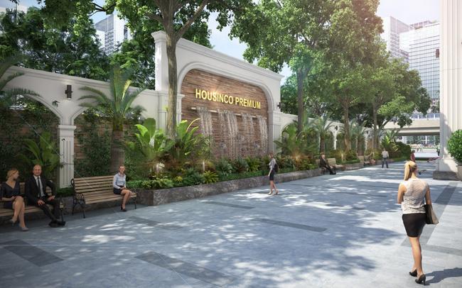 Cận cảnh không gian sống lý tưởng cho cư dân tại Housinco Premium