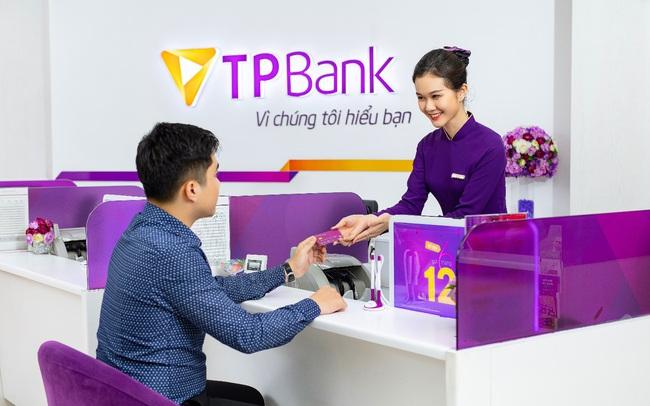 TPBank đạt 54% kế hoạch năm sau 6 tháng