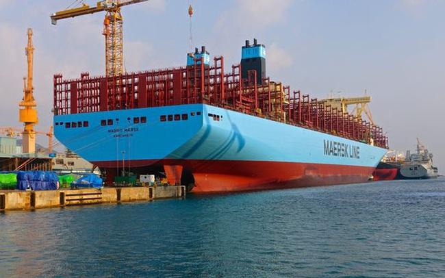 Hãng vận tải container lớn nhất thế giới dự kiến khai trương tuyến đường biển qua Việt Nam vào tháng 8/2021