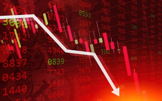 Cổ phiếu ngân hàng đang tăng mạnh bất ngờ đảo chiều giảm sàn hàng loạt