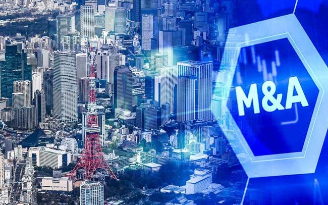 Báo Nhật: Nhu cầu mua lại các công ty Việt Nam và Singapore tăng rất mạnh