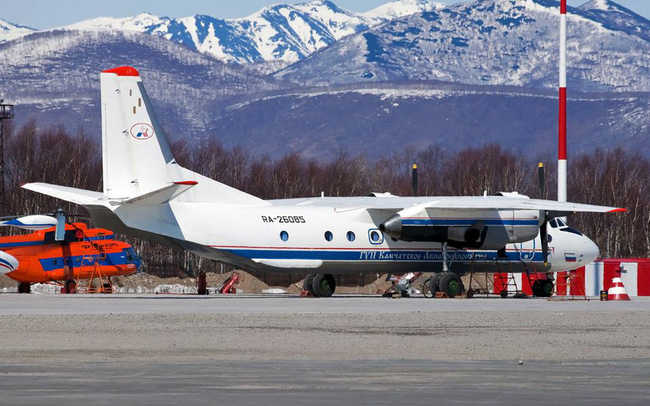 Máy bay chở khách Nga rơi xuống biển khi chuẩn bị hạ cánh