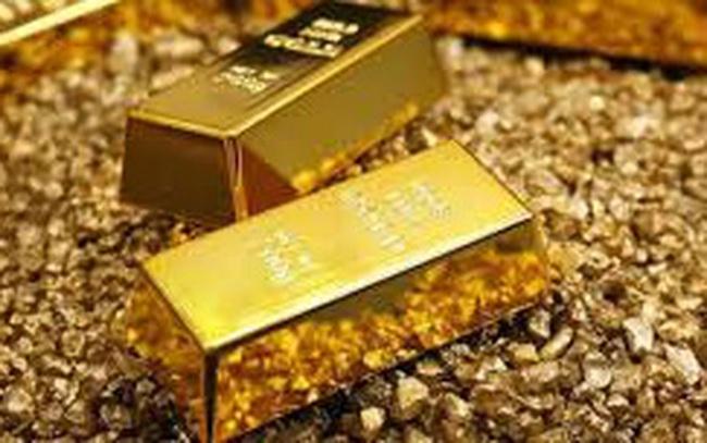 Giá vàng chiều nay tăng mạnh, vàng thế giới vượt 1.800 USD/ounce