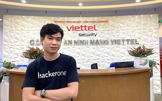 """Chuyên gia sinh năm 1996 của Viettel lọt top 1 """"hacker mũ trắng"""" trên thế giới, 4 lần nhận danh hiệu Chuyên gia giá trị nhất"""