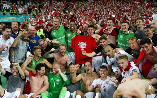 """Bí ẩn đằng sau hành trình kỳ diệu của """"Những chú lính chì"""" Đan Mạch tại Euro 2020"""