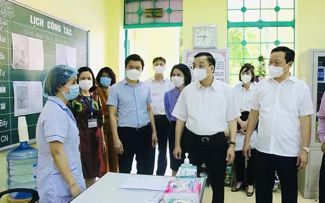 Chủ tịch Hà Nội: Nới lỏng nhưng người dân không thực hiện nghiêm