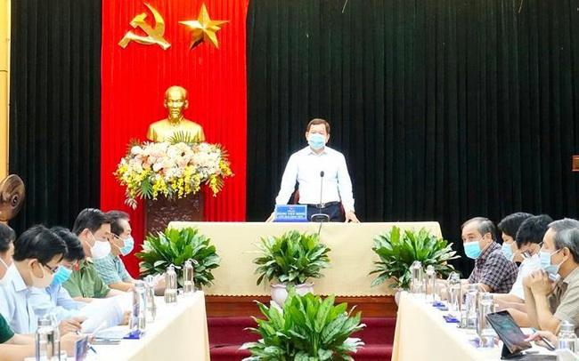 NÓNG: Giãn cách xã hội toàn bộ tỉnh Quảng Ngãi