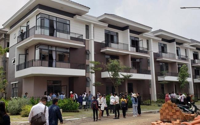Tốc độ tăng giá nhà thấp tầng cao hơn tới 4 lần chung cư