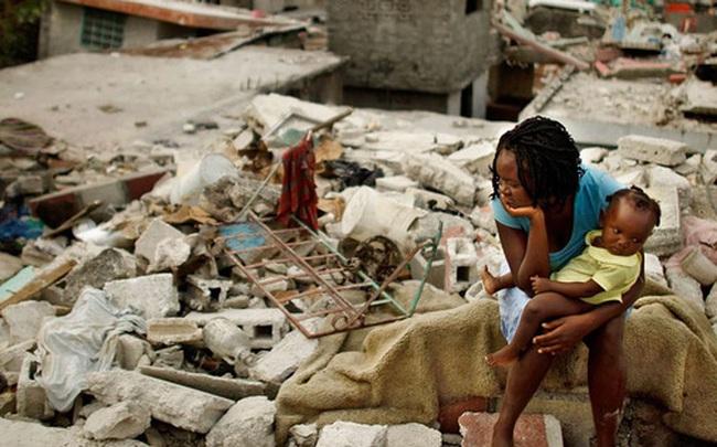 Những bức ảnh gây sốc về Haiti, đất nước có Tổng thống vừa bị ám sát tại nhà riêng