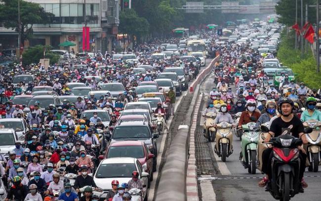 Tỷ lệ hộ gia đình sở hữu xe hơi ở TP. HCM nằm ngoài top 10 cả nước, thấp hơn vùng nông thôn Vĩnh Phúc