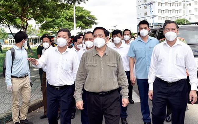 Thủ tướng Phạm Minh Chính đồng ý TP. Hồ Chí Minh áp dụng có Dự lệnh Chỉ thị 16/CT-TTg