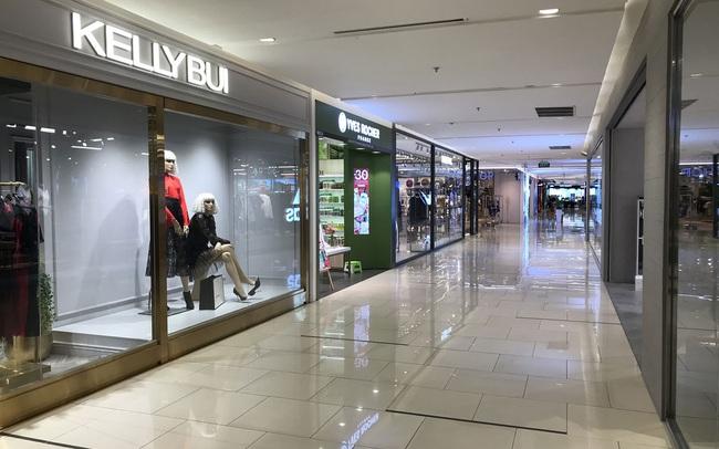 Trung tâm thương mại miễn giảm tiền thuê cho khách
