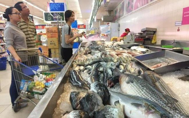 Thủy sản đủ tiêu chuẩn EU, nhưng không vào được siêu thị trong nước