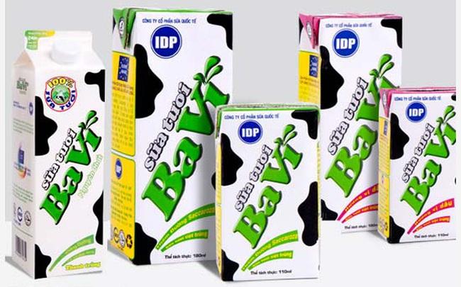 Sữa Quốc tế (IDP) chốt quyền nhận cổ tức bằng tiền tỷ lệ 50%