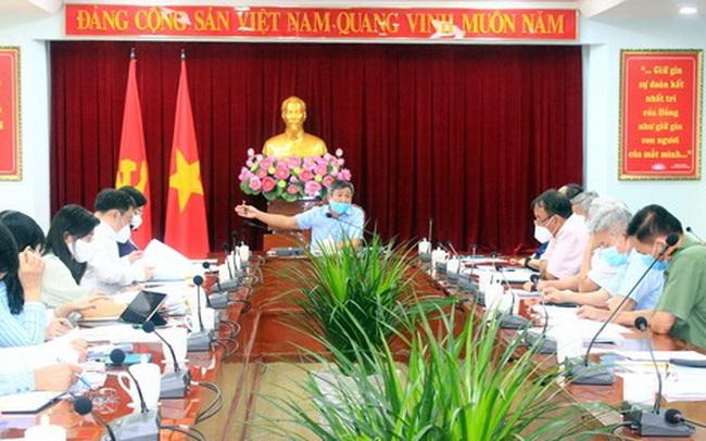 Giãn cách xã hội toàn bộ tỉnh Đồng Nai theo Chỉ thị 16