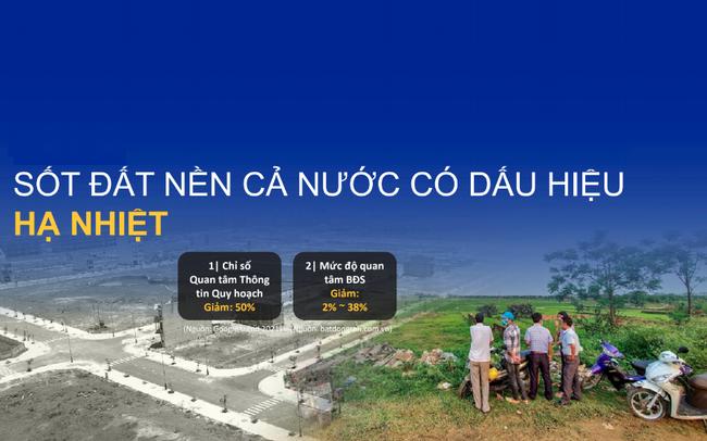 """Sau cơn sốt đất, lộ diện những thị trường vùng ven Hà Nội bị nhà đầu tư """"quay lưng"""", rời bỏ nhiều nhất"""