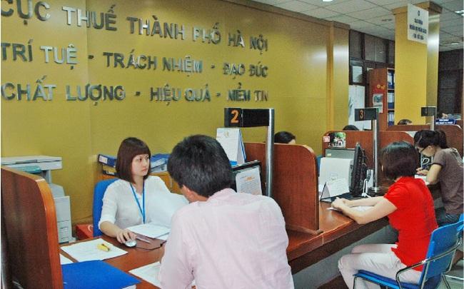 """Cục thuế Hà Nội """"bêu tên"""" 916 doanh nghiệp nợ thuế, số nợ lớn nhất lên tới 44,1 tỷ đồng"""