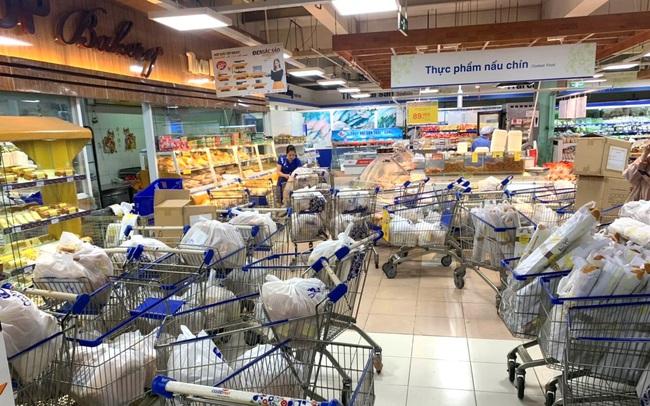 Saigon Co.op, Aeon: Người dân yên tâm không thiếu hàng hoá trong thời gian giãn cách
