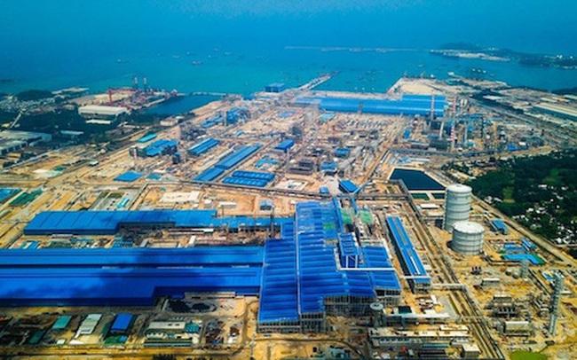 Hoà Phát Dung Quất đề xuất đầu tư dự án hơn 371 tỷ đồng ở Quảng Ngãi