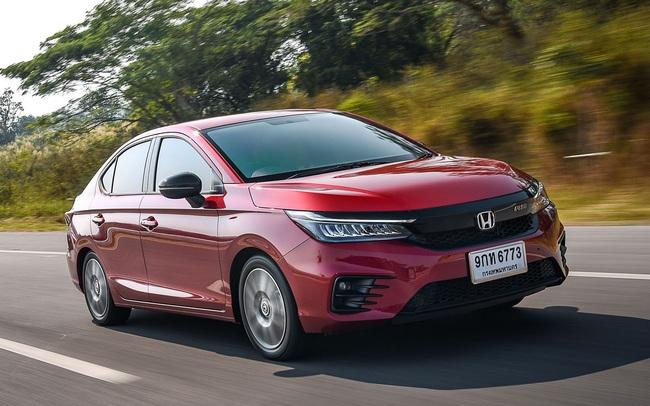 Honda City giảm giá 40 triệu tại Việt Nam, cạnh tranh cùng Toyota Vios, Hyundai Accent