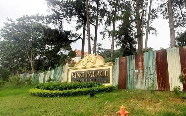 Số phận nào cho Dự án King Palace tại Đà Lạt của Công ty TNHH Hoàn Cầu?