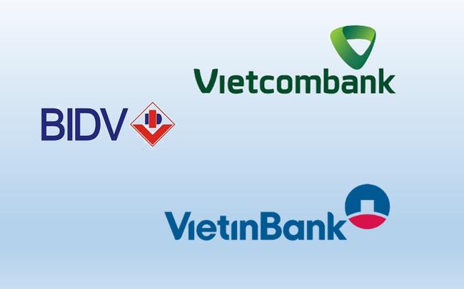 Nhà nước sẽ tiếp tục nắm tối thiểu 65% vốn tại Vietcombank, BIDV, VietinBank trong 5 năm tới?