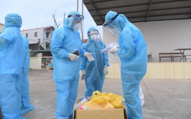 Sáng 1/8 Hà Nội thêm 18 ca dương tính với SARS-CoV-2, có 07 ca phát hiện tại cộng đồng