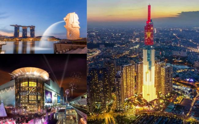 Mô hình phục hồi kinh tế của Thái Lan hiện tại có gì khác so với 'mô hình chữ K' của Việt Nam và Singapore?