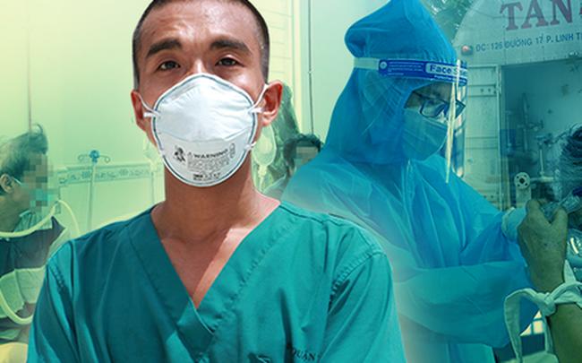 """Bác sĩ hồi sức sáng kiến ra bồn chứa 32 tấn oxy cứu F0: """"Cả khi ngủ, tôi vẫn liên tục nghe tiếng máy thở vang trong đầu!"""""""