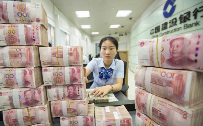 Trung Quốc vừa bơm hàng nghìn tỷ Nhân dân tệ vào hệ thống tài chính