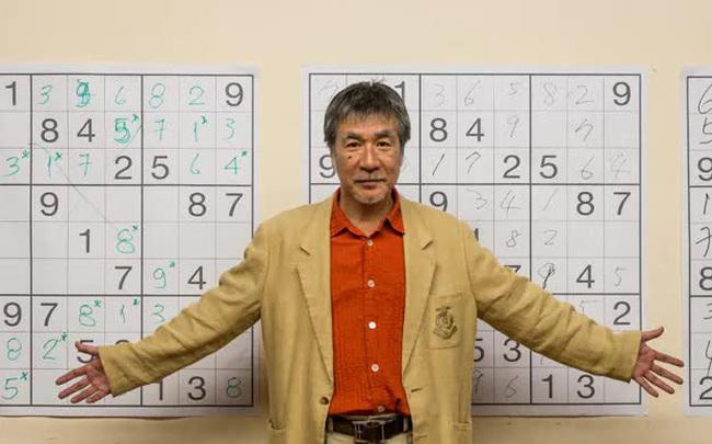 """""""Cha đẻ"""" của Sudoku qua đời"""